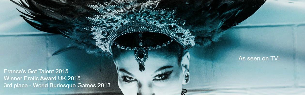 Ceremonial Cabaret by MisSa Blue