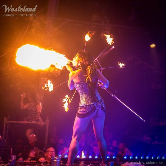 MisSa's Big Fire Show